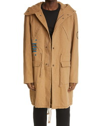 Raf Simons Archive Redux Aw 04 New Order Hooded Parka