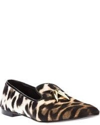 Tan loafers original 1580829