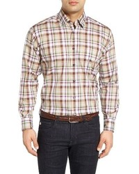 Anderson classic fit sport shirt medium 3681569
