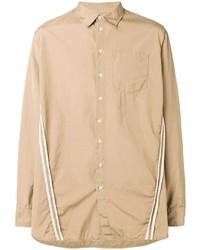 DSQUARED2 Appliqu Stripes Shirt