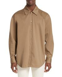 Acne Studios Houston Oversize Sport Shirt
