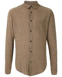 OSKLEN Rough Thin Shirt