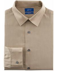 Apt. 9 Slim Fit Easy Care Dress Shirts