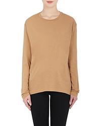 6397 Pima Cotton Long Sleeve T Shirt