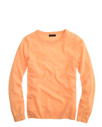 Italian featherweight cashmere long sleeve t shirt medium 522020