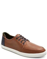 Alpha A A A Eddie Sneakers Tan