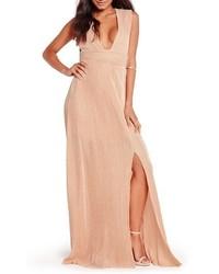 Plunge maxi dress medium 1151303
