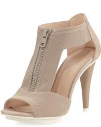 Merit dressy nubuck trim mesh sandal medium 4415689