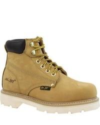 AdTec 2983 Work Boots 6in Tan