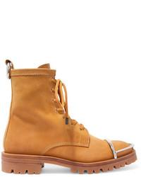Lyndon embellished nubuck ankle boots tan medium 6793099