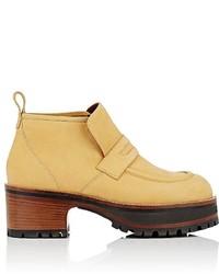 Sies Marjan Jane Nubuck Chukka Boots