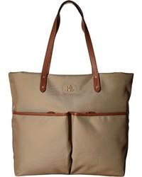 Lauren Ralph Lauren Bainbridge Shannon Tote Tote Handbags