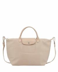 Longchamp Le Pliage Medium Tote Bag Tan