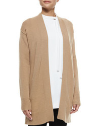 Theory Analiese Long Cashmere Cardigan