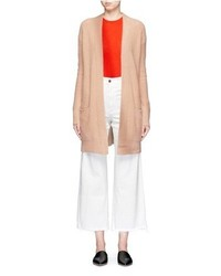 Vince Boiled Cashmere Robe Cardigan