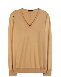 The Row Abrys Wool And Cashmere Sweater