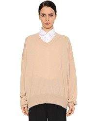 Oversized cashmere sweater medium 4417915