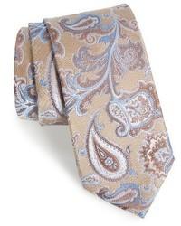 Nordstrom Shop Paisley Silk Tie