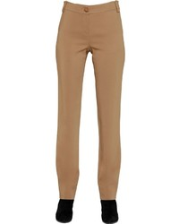 Emporio Armani Stretch Viscose Pants