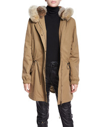 Tan parka original 2583501