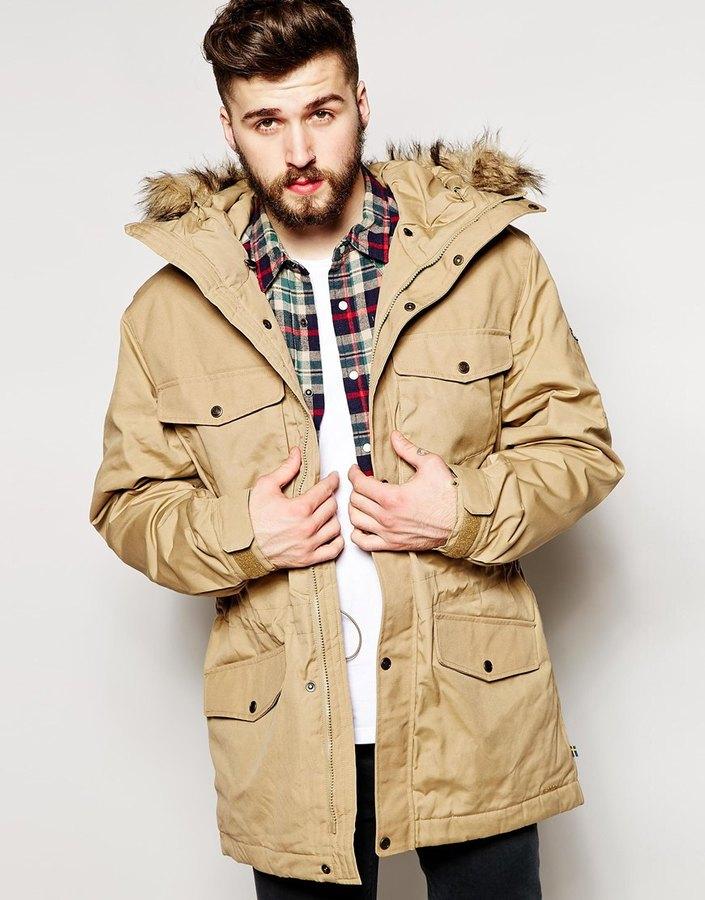 Fjäll Räven Fjallraven Sarek Winter Jacket | Where to buy & how to ...