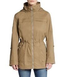 Sam Edelman Hooded Cotton Parka
