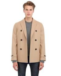 Dsquared2 workhouse wool pea coat medium 172807
