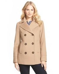 Tan Pea Coats for Women   Women&39s Fashion