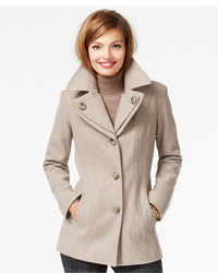 Tan Pea Coats for Women | Women's Fashion