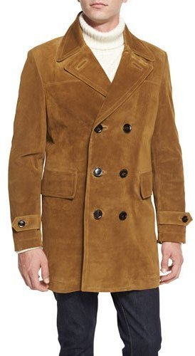 Ford pea coat Jil Sander Outlet Cheap Online New Arrival Fashion m5qnF