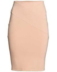 H&M Jersey Pencil Skirt
