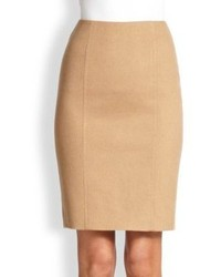 Women's Tan Pencil Skirts from Saks Fifth Avenue | Women's Fashion