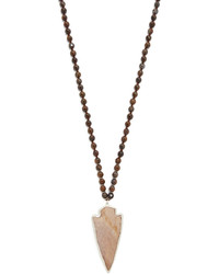 Chan Luu Arrowhead Pendant Necklace