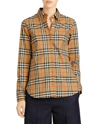Burberry Crow Vintage Check Shirt