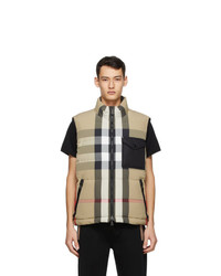 Burberry Recycled Down Vest