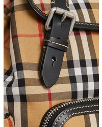 0ccef7c74 Burberry The Medium Rucksack In Vintage Check And Leather, $1,458 ...