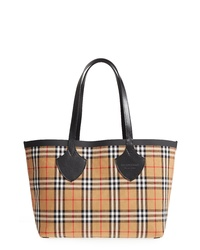 Burberry Giant Vintage Reversible Tote