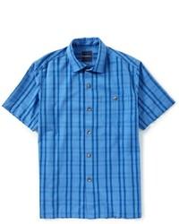 Tommy Bahama Islandzone Rocco Plaid Short Sleeve Shirt