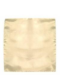 Tan Pocket Square