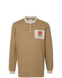 Tan Polo Neck Sweater