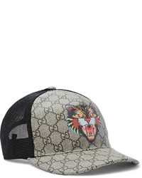 dfc4ac9e604d95 Men's Print Baseball Caps by Gucci | Men's Fashion | Lookastic.com