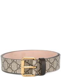 943f55057ff Gucci Gg Supreme Snake Print Belt