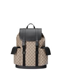 0af625200712 Men's Canvas Backpacks by Gucci | Men's Fashion | Lookastic.com