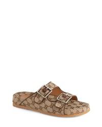 Gucci Sideline Original Gg Slide Sandal