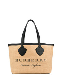 Burberry Carry All Logo Tote