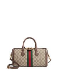 Gucci Ophidia Gg Supreme Canvas Bag