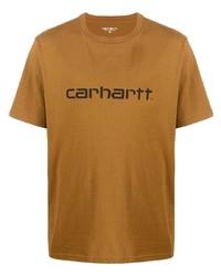 Carhartt WIP Logo Print T Shirt