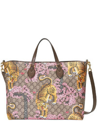 Gucci Bengal Soft Gg Tote