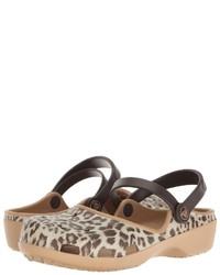Crocs Karin Graphic Clog Clogmule Shoes