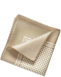 Jos. A. Bank Houndstooth Pocket Square